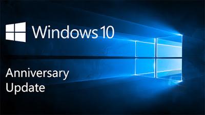 Windows 10 aniversario