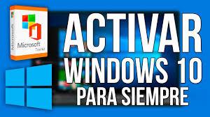 activador de windows y office (cualquier versión)