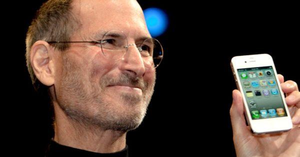 Steve Jobs quería un botón para regresar en iphone