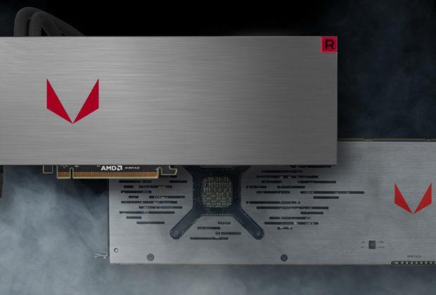 tarjeta de video Radeon RX Vega