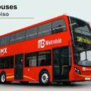 metrobus doble piso