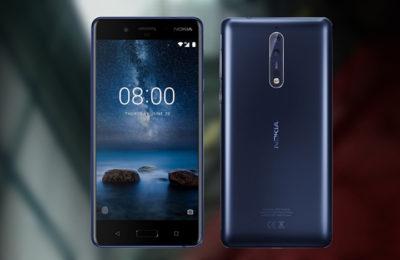 características de Nokia 8