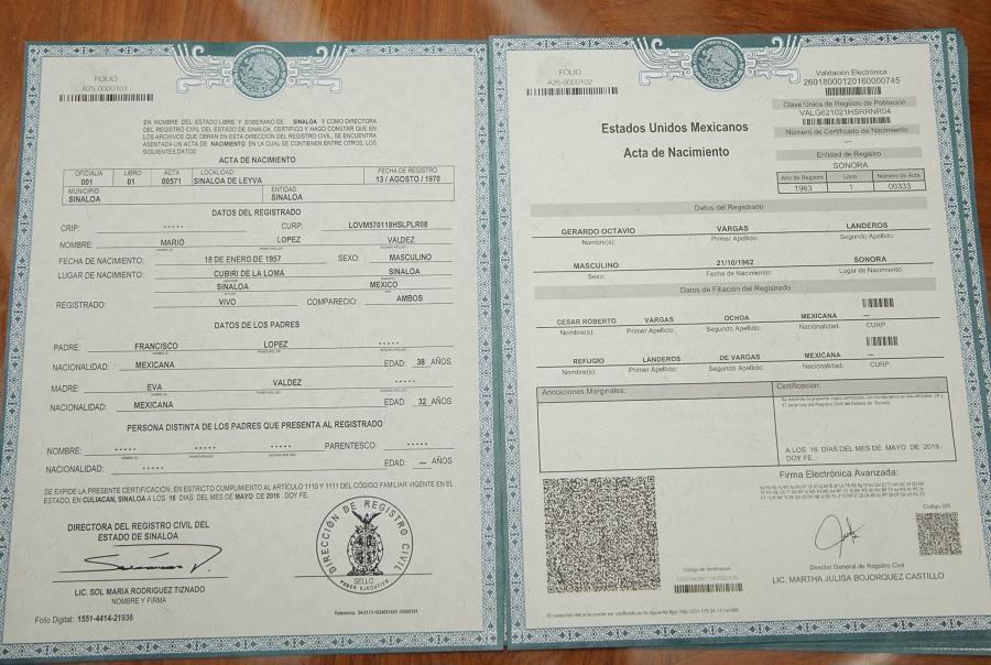 Excelente Certificado De Nacimiento Nadra Imagen - Cómo conseguir mi ...