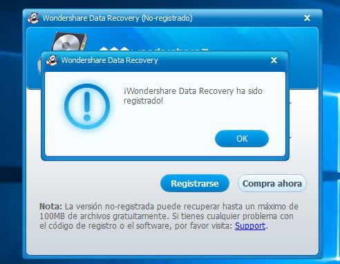 data recovery registrado