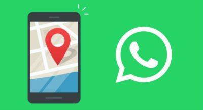 ubicación en tiempo real en whatsapp