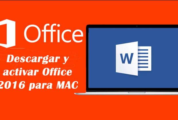 office 2016 para mac full